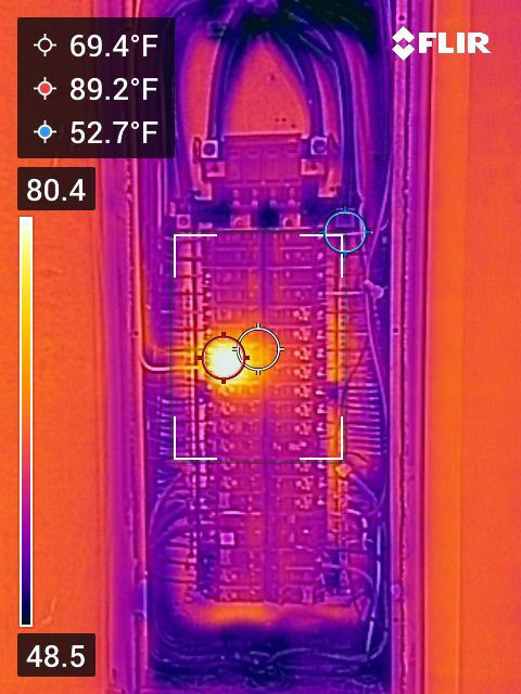 thermal imaging for home inspection